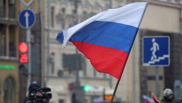 La bandiera russa - Sputnik Italia