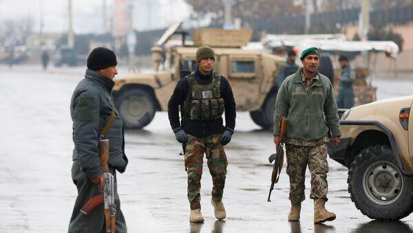 Militari afghani - Sputnik Italia