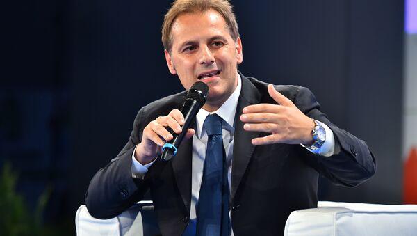 Armando Siri, sottosegretario di Stato per le Infrastrutture - Sputnik Italia