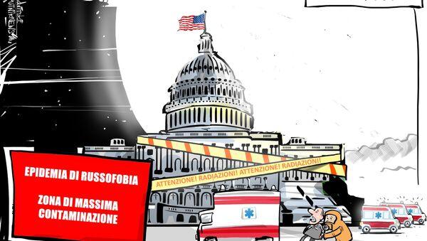 Il Dipartimento del Tesoro degli Stati Uniti ha preparato un allegato classificato al cosiddetto Rapporto del Cremlino - Sputnik Italia
