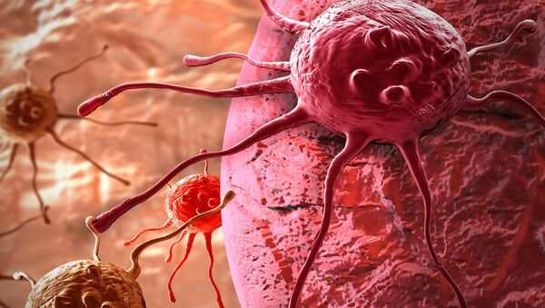 Cellula tumorale - Sputnik Italia