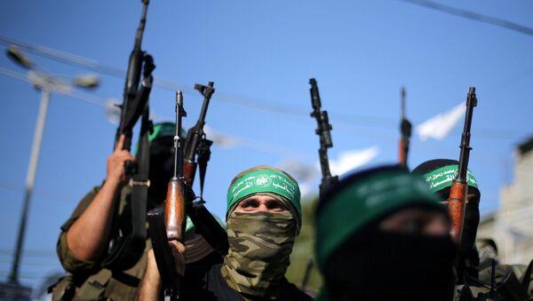 Hamas militants. (File) - Sputnik Italia