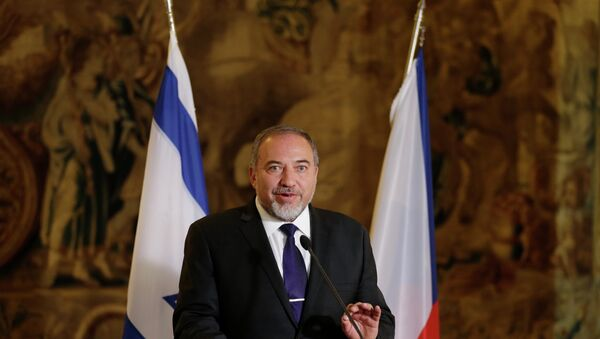 Il ministro Difesa israeliano Avigdor Lieberman - Sputnik Italia