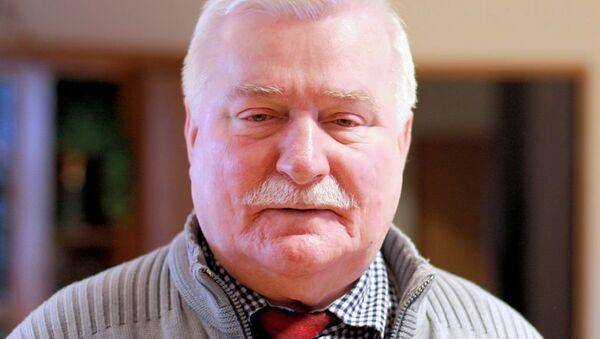 Lech Wałęsa - Sputnik Italia
