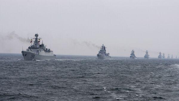 Navi da guerra cinesi - Sputnik Italia