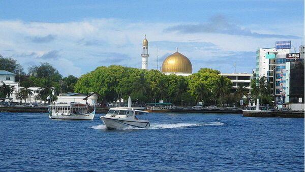 Male, la capitale delle Maldive - Sputnik Italia