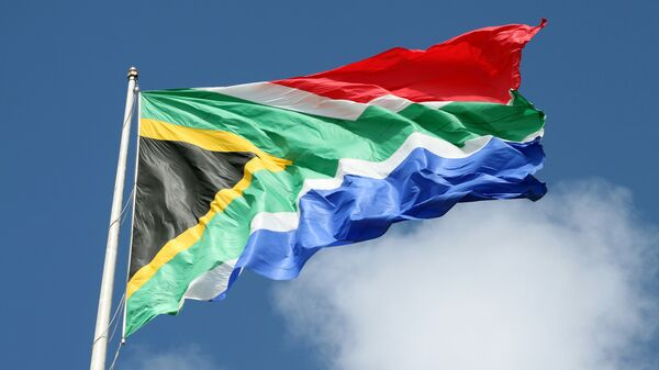South African flag - Sputnik Italia