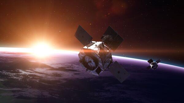 Спутники на Земной орбите - Sputnik Italia