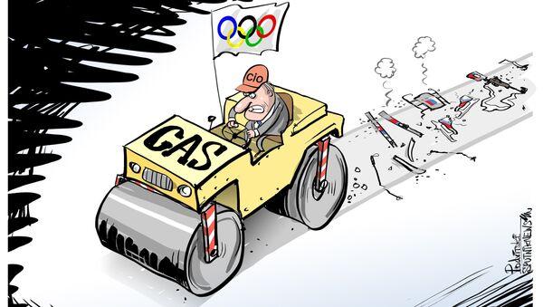 Il Tribunale Arbitrale dello Sport (Tas) ha respinto il ricorso di 47 atleti russi che non avevano ottenuto il via libera da parte del Comitato Olimpico Internazionale (CIO) per prendere parte alle Olimpiadi invernali di Pyeongchang - Sputnik Italia