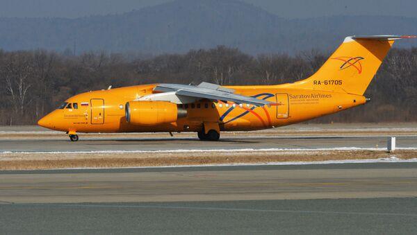 An-148-100B Saratov Airlines - Sputnik Italia