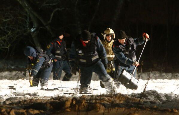 L'aereo è stato trovato in un campo nel distretto di Ramenskoye nella regione di Mosca. - Sputnik Italia