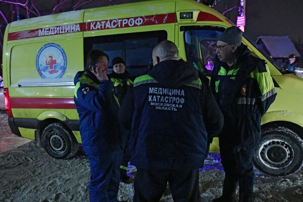 Il capo del governo ha espresso le sue condoglianze per le vittime dell'incidente. - Sputnik Italia