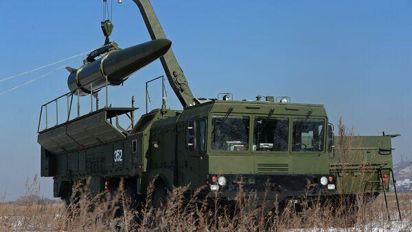 Missile Iskander - Sputnik Italia