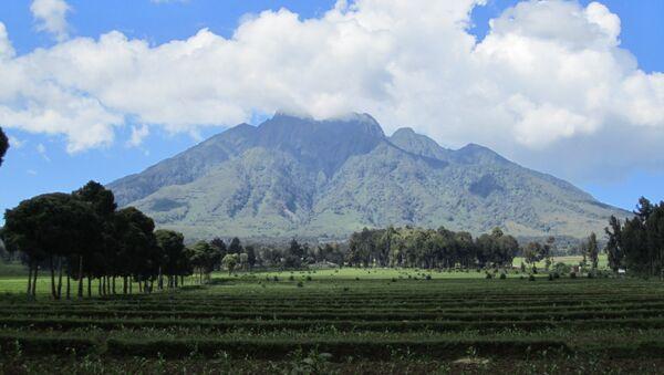 Il vulcano Raung, Indonesia - Sputnik Italia