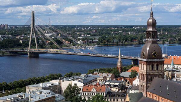 Riga, Lettonia - Sputnik Italia