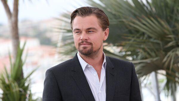 Leonardo Di Caprio - Sputnik Italia