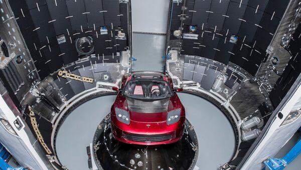 Tesla Roadster - Sputnik Italia