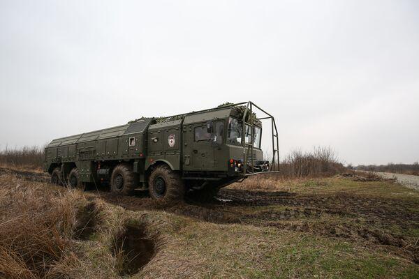 I test dei missili Iskander - Sputnik Italia