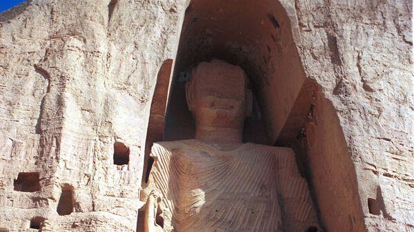 53-х метровая статуя Будды недалеко от Кабула. - Sputnik Italia