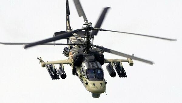 L'elicottero Kamov Ka-52 Alligator/Hokum B - Sputnik Italia
