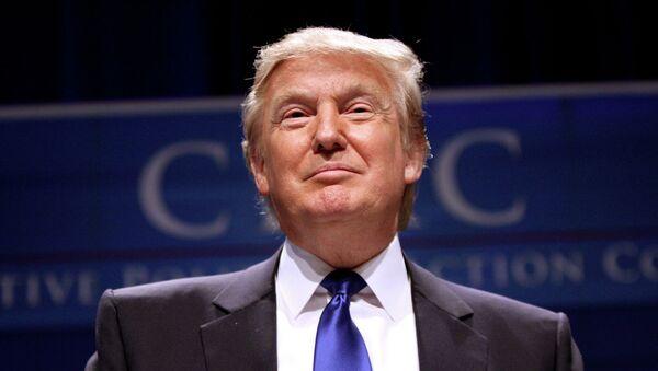 Donald Trump, miliardario statunitense - Sputnik Italia