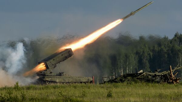 Lancio di un missile contraereo - Sputnik Italia