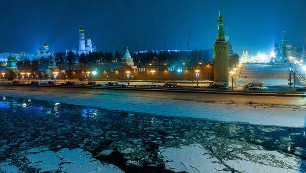 Vista del Cremlino di Mosca - Sputnik Italia