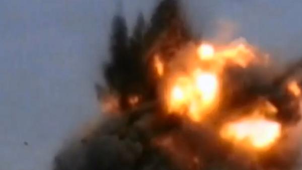 Un fotogramma del video di presentazione del Kinzhal - Sputnik Italia