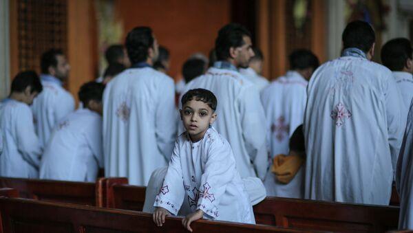 Cristiani ortodossi egiziani - Sputnik Italia