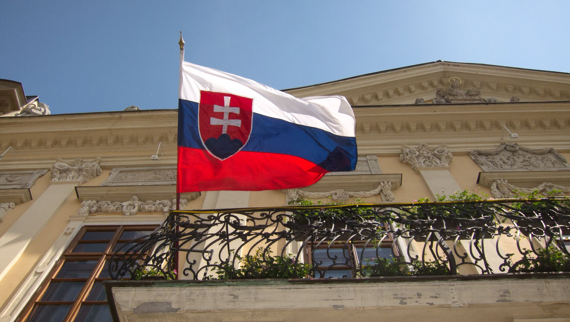 Bandiera della Slovacchia - Sputnik Italia, 1920, 28.04.2021