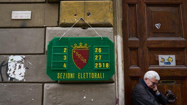 Elezioni Politiche 2018 - Sputnik Italia