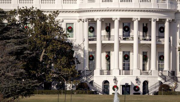 Casa Bianca, Washington, USA - Sputnik Italia