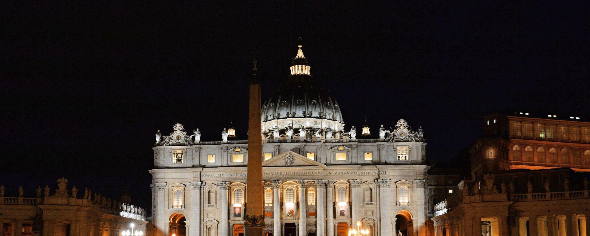 Vaticano - Sputnik Italia, 1920, 23.06.2021
