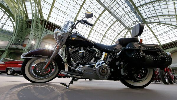Harley-Davidson - Sputnik Italia