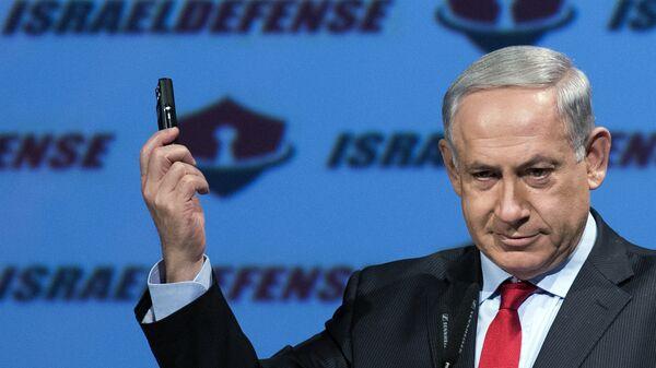 Benjamin Netanyahu - Sputnik Italia