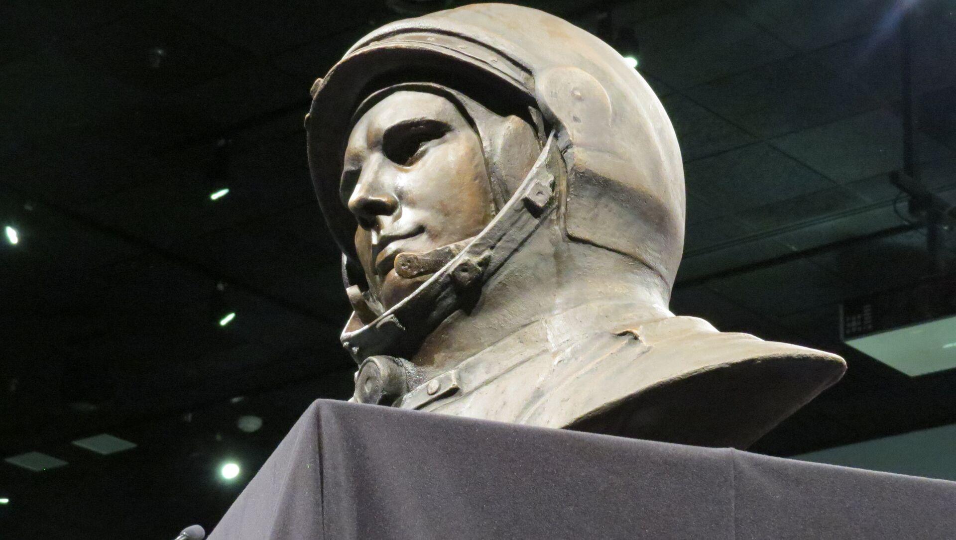 Yuri Gagarin - Sputnik Italia, 1920, 12.04.2021