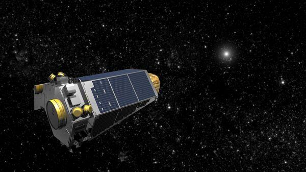L'osservatorio orbitale Kepler - Sputnik Italia