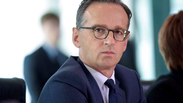 Heiko Maas, il nuovo ministro Esteri della Germania - Sputnik Italia
