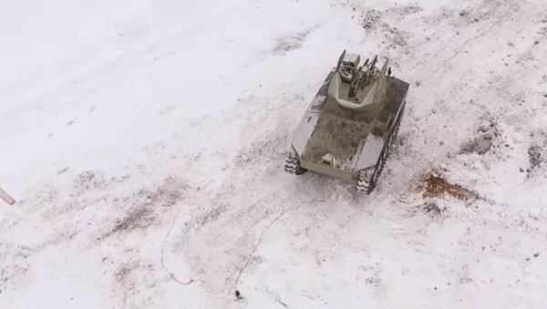 Test dei robot moderni russi - Sputnik Italia