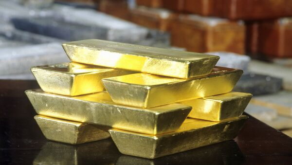 Gold ingots - Sputnik Italia