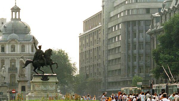 Parlamento della Romania a Bucarest - Sputnik Italia