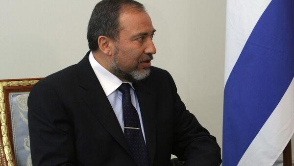 Встреча премьер-министра РФ Владимира Путина с Авигдором Либерманом - Sputnik Italia
