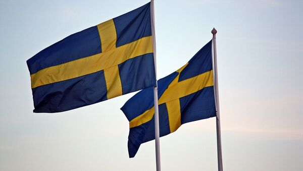 Swedish flags - Sputnik Italia