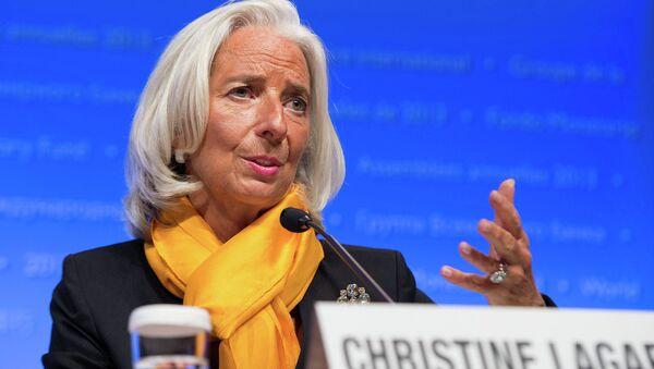Christine Lagarde, FMI - Sputnik Italia