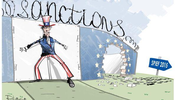 USA sanzioni SPIEF - Sputnik Italia