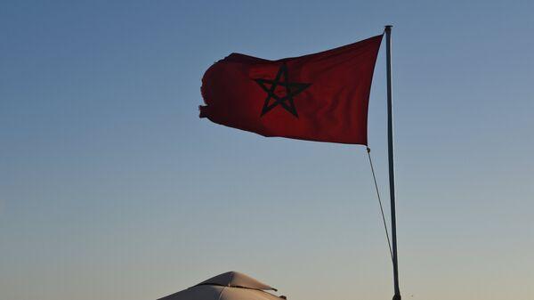 Couleur nationale du Maroc - Sputnik Italia