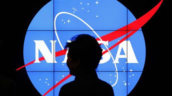NASA logo - Sputnik Italia