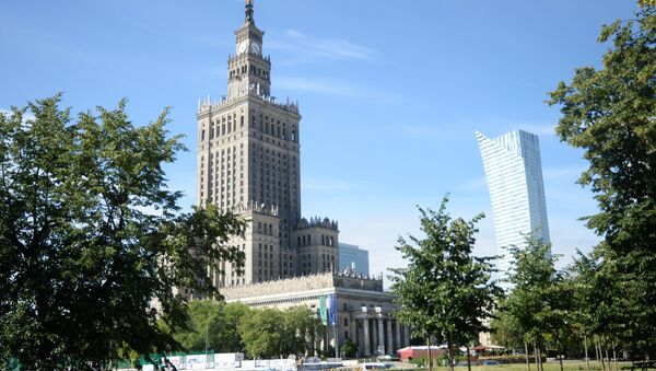 The Palace of Culture and Science, Warsaw - Sputnik Italia