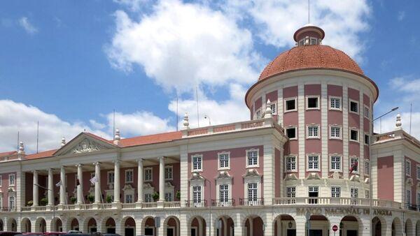 Banca Nazionale dell'Angola, Luanda, - Sputnik Italia