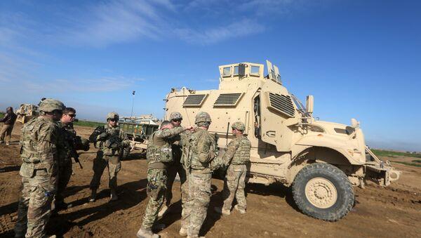 Some 150 US Troops Arrive in Northeastern Syria - Kurdish Security Source - Sputnik Italia